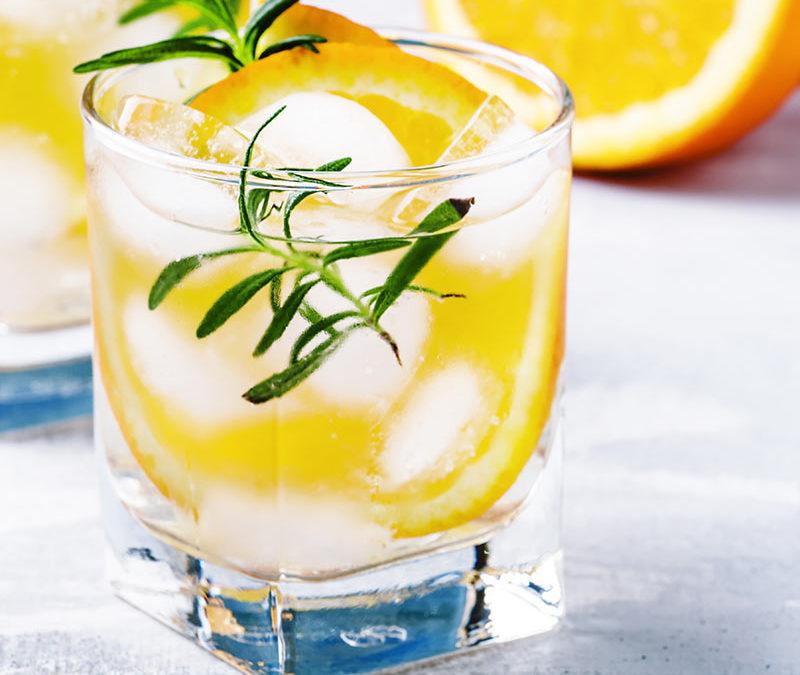 Italian Orange Tonic