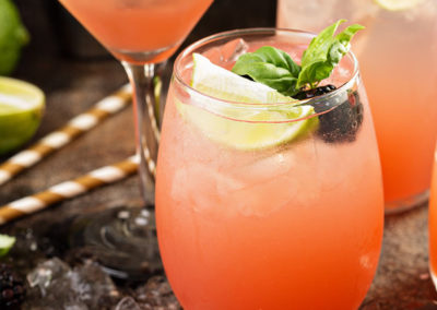 Virgin Grapefruit Caipiroska