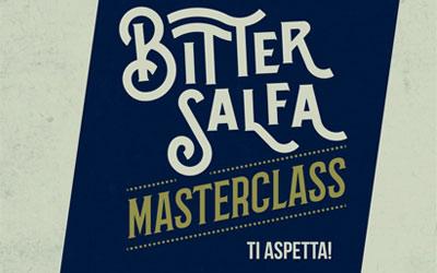 Le bevande sodate Bitter Salfa salgono in cattedra con l'Accademia del Bar di Bologna